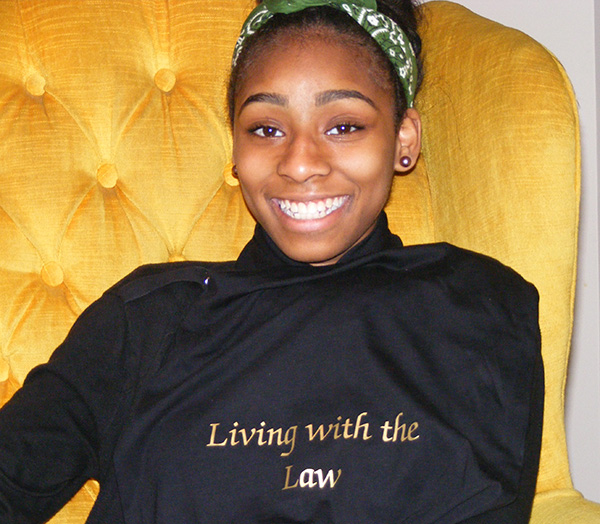 Living with the Law Scarf